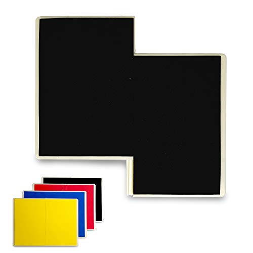 Ammana Trade Rebreakable Punching Boards, Taekwondo Karate and Martial Arts Board for Kids and Adults, Boxing Equipment and Kickboxing (Black/Expert)