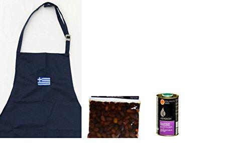 OFFRE spéciale pour une période de limitée seulement * LUXE Huile d'Olive Ensemble cadeau. Nos Plus Exclusive Cadeau d'Infos grec à l'huile d'olive vierge Extra et Six faite à la main, superbe savons. composée d'une bouteille de 500 ml d'huile d'olive vierge Extra Unfilterd complète avec une variété de faite à la main à l'huile d'olive Parfum de luxe savons (Y Compris Coquelicot et graines et Argile Soie). présenté dans une jolie boîte à cadeau en bois, individuellement. Un cadeau unique pour attirer les plus Exigeants