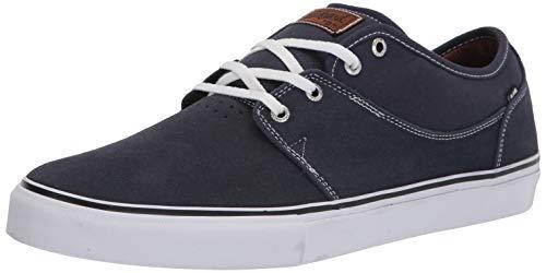 Globe Herren Mahalo Skate Schuh, Blau (Midnight/Weiß), 45.5 EU