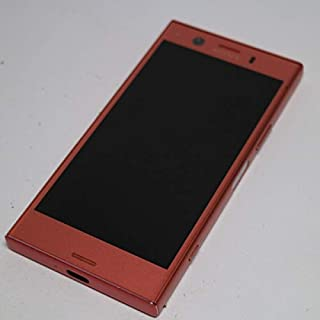 docomo Xperia XZ1 Compact SO-02K [Twilight Pink] ピンク 白ロム