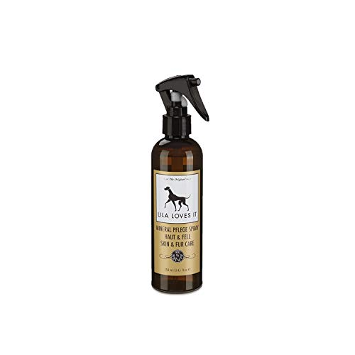 LILA LOVES IT Mineral Pflege Spray Haut & Fell VEGAN 250ml