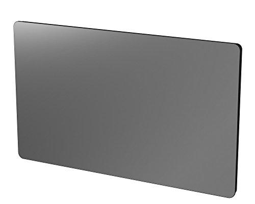 Cayena 051234 Paneles radiantes de vidrio Espejo LCD 1500W