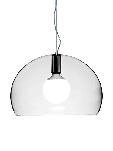 KARTELL Lampada A Sospensione LED Fl/Y Small Cristallo