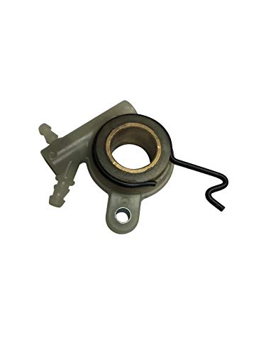 ENGINERUN MS 231 251 Oil Pump Oiler and Worm Gear Spring Drive Assembly Compatible with Stihl MS231 MS251 11436403201 Chainsaw Replacement Parts OEM Ref 1143 640 3201