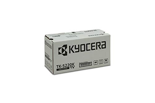 Kyocera TK-5220K Tóner negro 1T02R90NL1 para Ecosys M5521cdn, M5521cdw, P5021cdn, P5021cdw