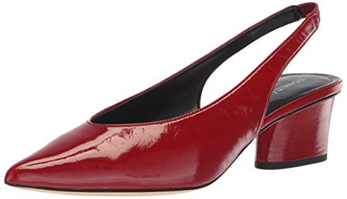 Donald J Pliner Women's GEMA-DP Pump, Cherry, 9 B US