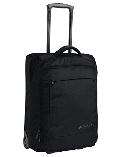 VAUDE Reisegepaeck Turin S, black, one Size, 126610100