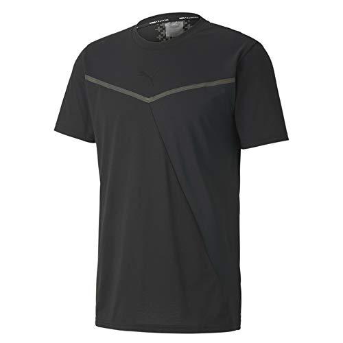 PUMA Thermo R+ BND Herren Trainings-T-Shirt Puma Black XL