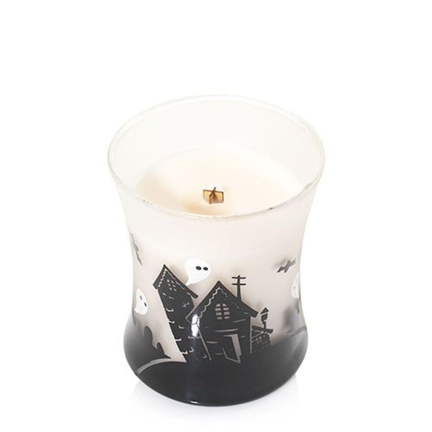 手のひらコーン混合したYankee Candleお化け屋敷ハロウィンコレクション?–?Vanilla Bean