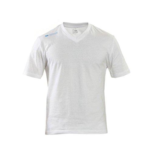 Errea T-Shirt Professional 12 White (White, M)
