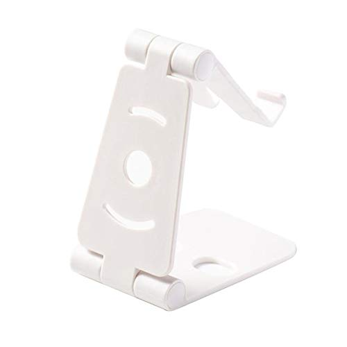 #N/V Phone Stand Cell Phone Stand Mobile Phone Holder Bracket Mount Desk Stand Double Folding Portable for Tablet