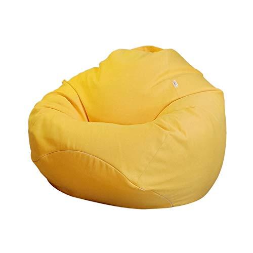 LAA Bean Bag Garten-Sitzstuhl-Sitzsack Gamer Arm Chair Adult Gaming Bean Bag Spiel Outdoor Sitzsäcke (Color : Moon Rock Gray, Size : No)