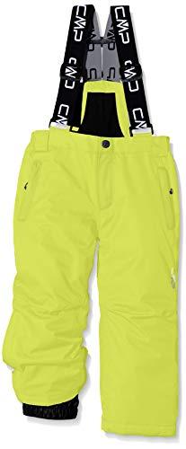 CMP 3W15994_R304_152 Pantalones, Unisex niños, Amarillo (Limeade), XL