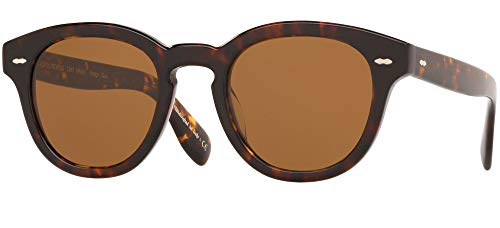 Oliver Peoples Gafas de Sol CARY GRANT SUN OV 5413SU HAVANA/BROWN unisex