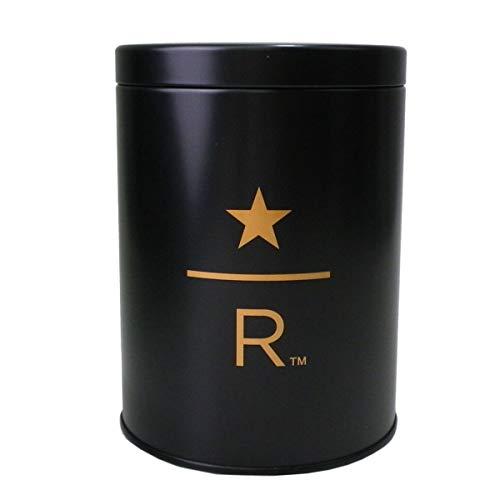 STARBUCKSスターバックススタバ食器容器保存容器Reserveシリーズリザーブロゴキャニスターブラックインテリア豆入れキャニスターコーヒー