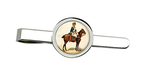 Giftshop UK 15th Husaren 1811 Illustration Krawatte Clip