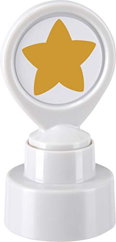 COLOP Motivationele Stempel - Effen Gouden Ster