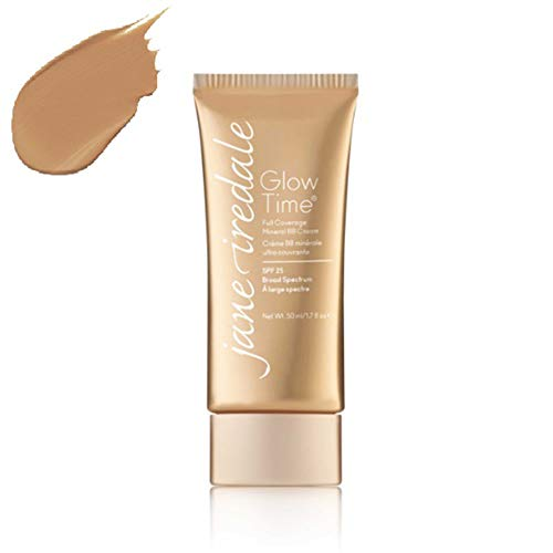 jane iredale Glow Time BB Creme - Bb9, 1er Pack (1 x 50 ml)