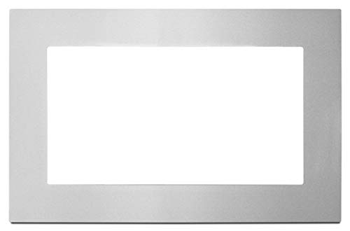 WHIRLPOOL KITCHEN APPLIANCES 2492245 1.6 cu.ft. Countertop Microwave Trim Kit, 27', Stainless Steel