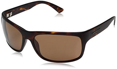 Price comparison product image Serengeti Pistoia Polarized Drivers Sunglasses,  Satin Dark Tortoise