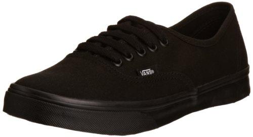 Vans Damen Authentic LO PRO Sneakers, Schwarz, 36 EU