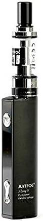 Justfog Q16 Starter Kit, colore nero, 900mAh (prodotto senza nicotina)