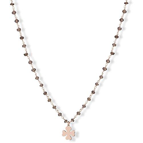 collana donna gioielli Amen Romance casual cod. QF70RQ