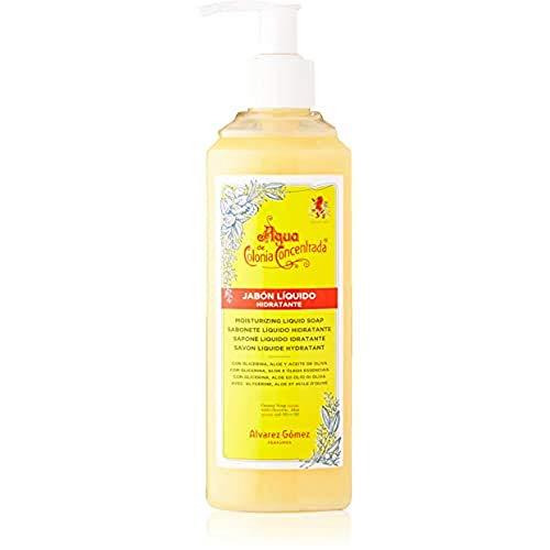 Alvarez Gómez - Jabón Líquido Hidratante con Aroma Colonia Clásica - 300 ml