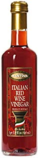 Mantova Italian Red Wine Vinegar, 17 Oz Bottles (Pack Of 4)
