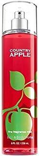 Bath & Body Works Fragrance Mist 8 fl oz / 236 ml (Country Apple)