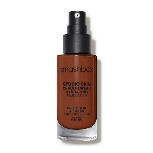 Smashbox Studio Skin 24 Wear Hydrating Foundation - 4.35 Deep With Cool Undertone