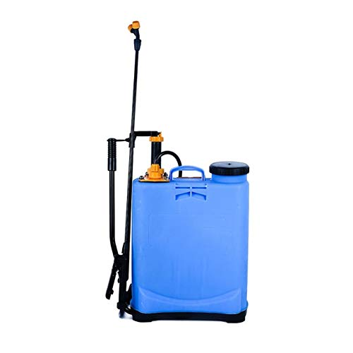 LEIKEGONG Manual Sprayer With Double Tube 16L Garden Spraying Medicine And Flower Watering Spray Bottle, Backpack Can Be Used In Multiple Scenes