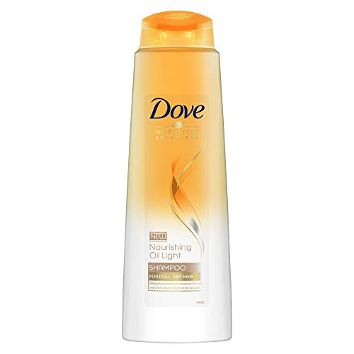 Dove Nourishing Oil Light Shampoo 400ml