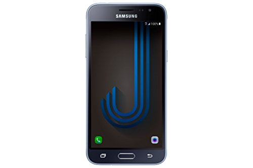Samsung SM-J320FZKDITV - Galaxy J3 (2016) Dual SIM 5', Quad Core, 8GB...