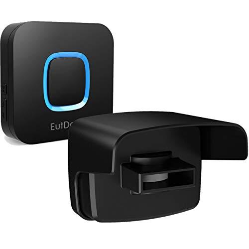 Read About Driveway Alarm, EutDett Outdoor Weatherproof Motion Sensor Detector, DIY Wireless Securit...