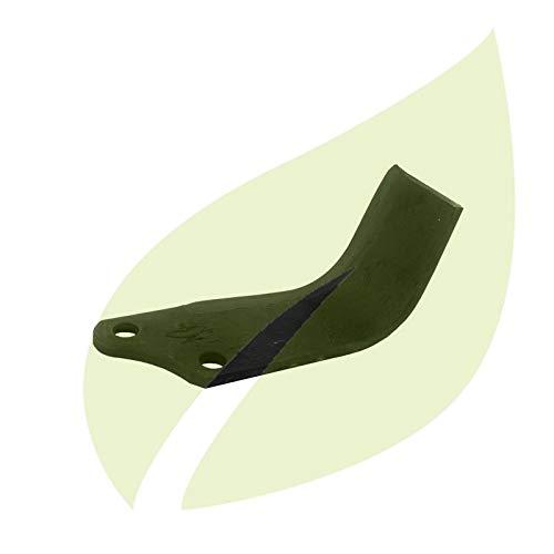 Cuchillo de fresa izquierda para motocultor AGRIA 1667-066-23