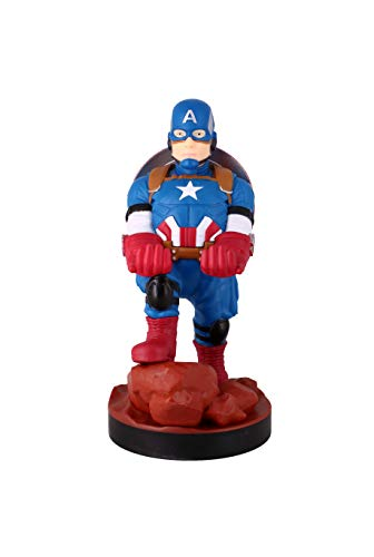 Exquisite Gaming Captain AMERICA Cable Guy - Not Machine Specific