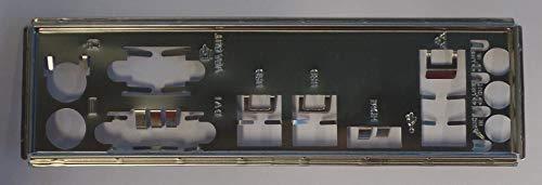 ASUS B85M-G - Blende - Slotblech - IO Shield #301283