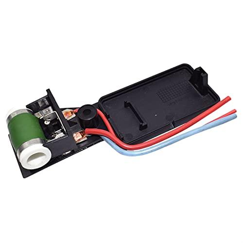 XINLIN Ruderude Radiador de automóviles Fan de refrigeración Motor Blower Resistor Fit para-BMW Mini Cooper 2003-2008 17117541092R (Color : As Shown)