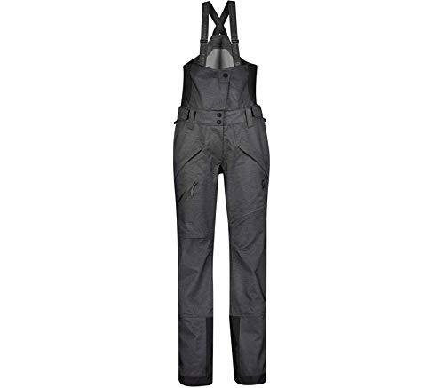 Scott W Vertic 3L Pants Grau, Damen Hose, Größe S - Farbe Dark Grey Melange
