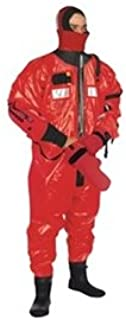 Ocean Commander Immersion Suit