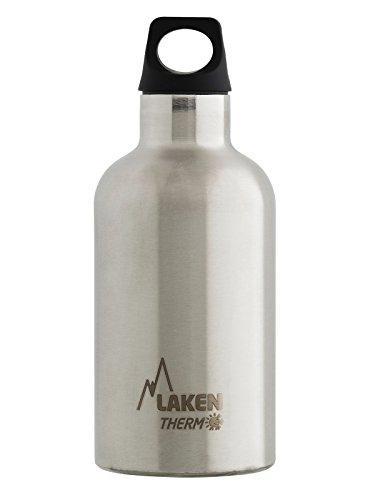 Laken Botella Térmica 750 ml de Acero Inoxidable 18/8 y Doble Pared...
