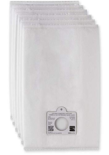 Sears Genuine 6-Pack Кеnmоrе Canister Vacuum Bags 53292 Type Q - C HEPA for Canister Vacuums Cleaner