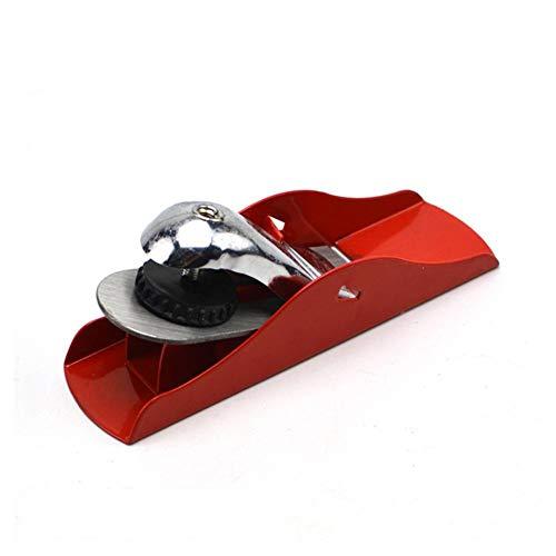 Sunneey Taschenhobel,Schlichthobel Einhandhobel Holzbearbeitung Flachdach Holzhobel Handhobel Schreinerei Woodcraft Werkzeug