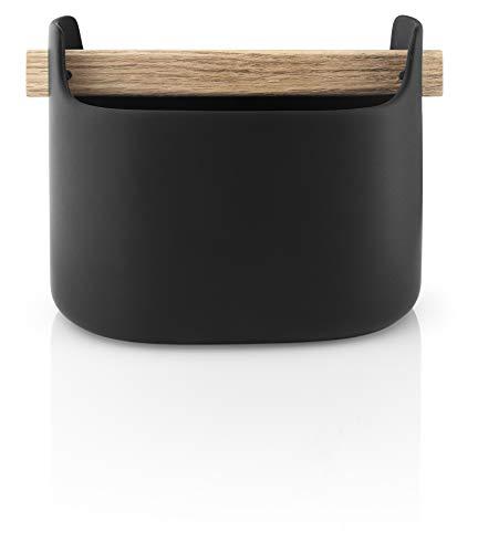 EVA SOLO, Toolbox Dispenser H15 Black , Organizer Da Tavolo, Nero, , Unisex