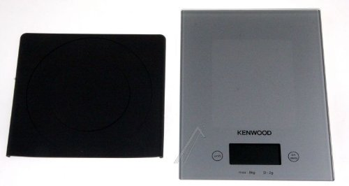 KENWOOD AT850 AT850BSCALE 8 KG SILBER INT - Elektronische Waage