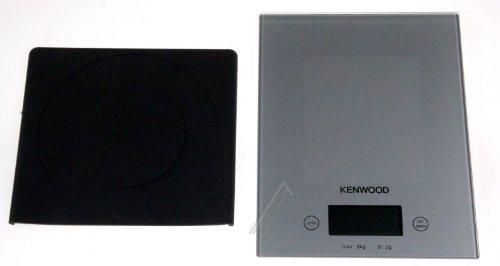 Kenwood AT850at850bscale 8kg Silver INT–Elektronische Küchenwaage