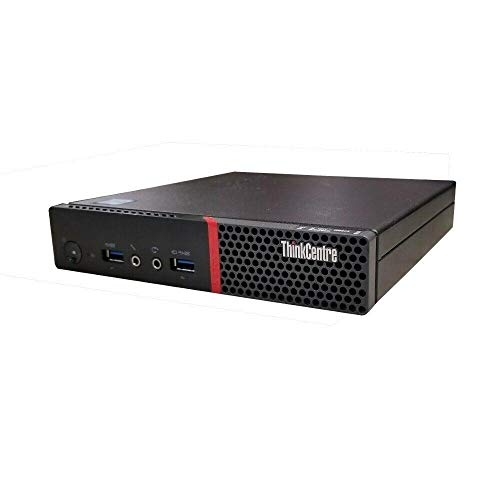 Lenovo Think Center M700 Tiny Desktop PC,Intel Quad Core I5-6500T 2.5GHz up to 3.1G, 16GB Memory,512GB SSD,WiFi,BT 4.0,HDMI,USB 3.0,DP Port,W10P64 (Renewed)