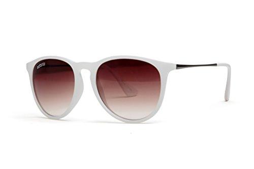 Catania Occhiali da Sole - Nuova Collezione - UV400 - Occhiali da Sole Tondi - Unisex