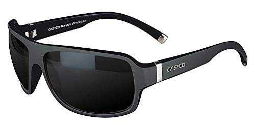 Casco Sonnenbrille SX-61 Bicolor, Farbe:grau-schwarz matt